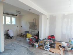 Rénovation maison Saulnes