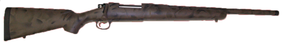 custom 98 mauser rifle