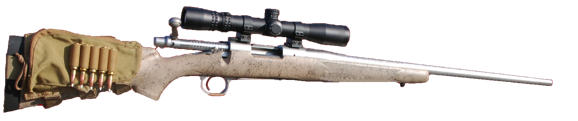 Remington Mountain Rifle   Custom Gun Coating   USA   Extreme Rifles