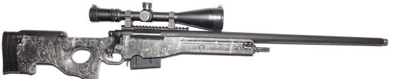 custom long range 300 remington 700