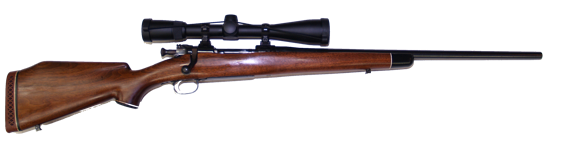 custom mauser 25/06  hunting rifle