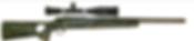 varmint and prairie dog hunting rifle in 20 vartrag