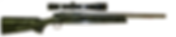 long range competition rifle in 30x47
