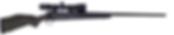 custom remington 700  hunting rifle