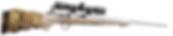 custom 700 bdl hunting rifle