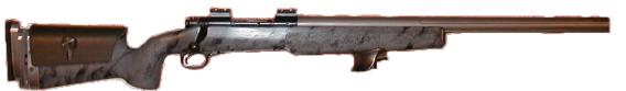 custom long range 7mm wsm rifle