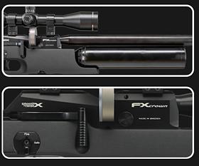 fx crown - EXTREME RIFLES GREAT SOUTHERN GUN WORKS USA