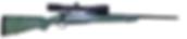 custom ruger 280  hunting rifle