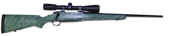 custom ruger 280  hunting rifle
