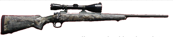 custom 280 hunting rifle
