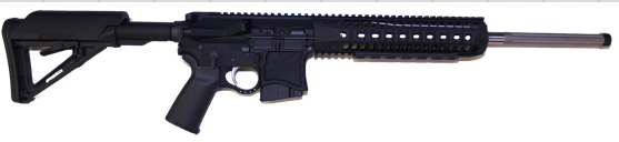 custom built ar15 264lbc