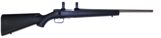 custom cz 527 6.8spc  hunting rifle