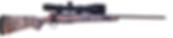 custom 30/6  hunting rifle