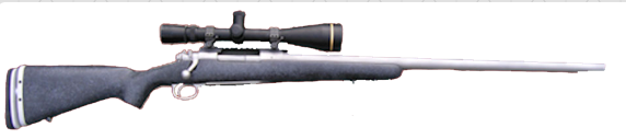 custom 280 long range  hunting rifle