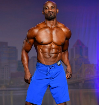 DREAM BIG! OPERATION OLYMPIA MEN'S PHYSIQUE 2021