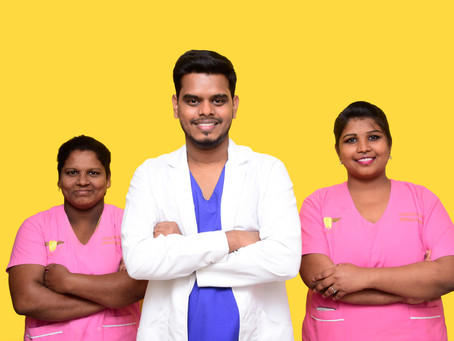 India's Premier Dental Clinic for full mouth implant treatment