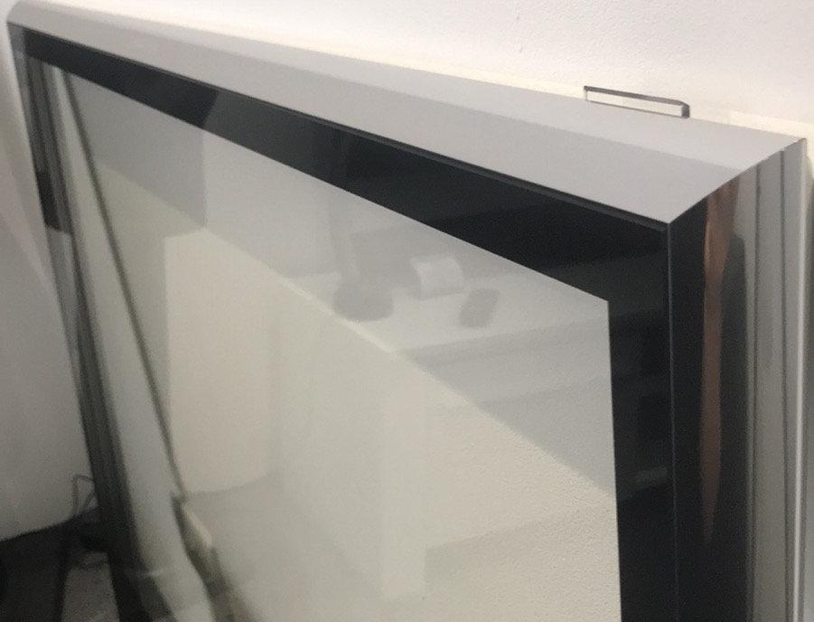 """Bang & Olufsen BeoVision 14-40 Frame & Glass """"Alu"""""""