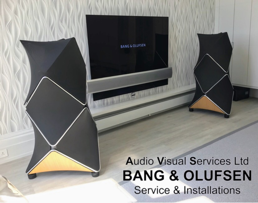 BeoVision Eclipse & BeoLab 90