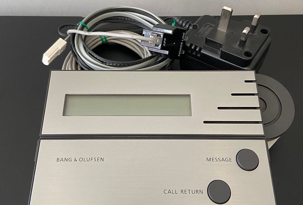 Bang & Olufsen BeoTalk 1100 Answering Machine
