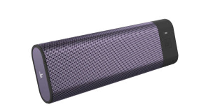 KitSound Boombar Plus Portable Bluetooth Speaker