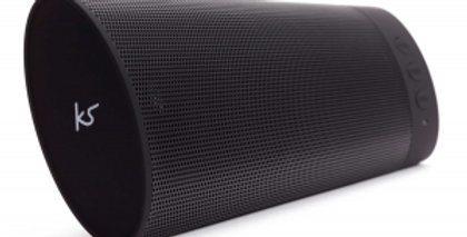 Kitsound BoomBar Portable Rechargeable Stereo Bluetooth Speaker