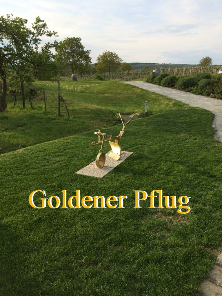 Goldener Plug