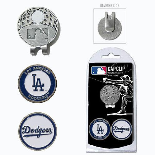 Los Angeles Dodgers Cap Clip- 6 piece minimums
