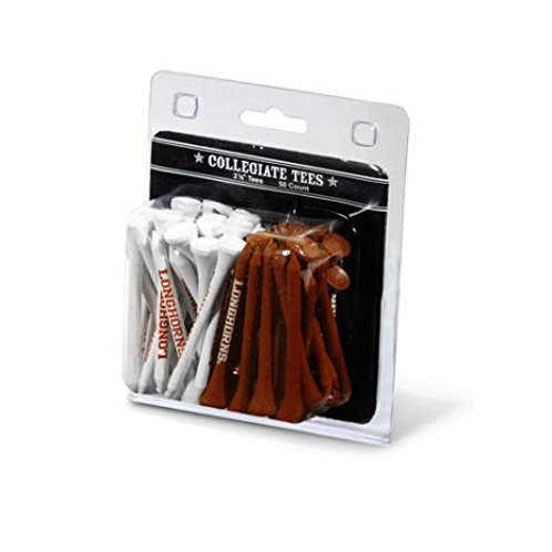 Texas Longhorns Golf 50 Tee Pack