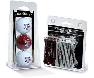 Texas A & M Aggies Golf Balls n tees.jpg
