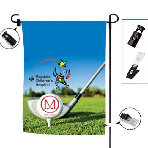 """Golf Lawn """"TEE"""" Flag"""