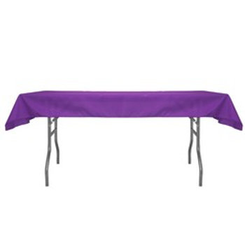 Non Printed Table Topper - One Size Fits All