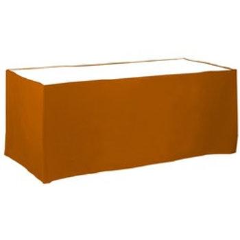 Non-Printed Flat Table Skirt / Wrap