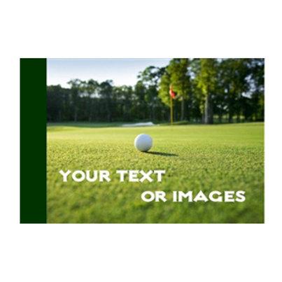 Golf Ball Golf Pin Flag