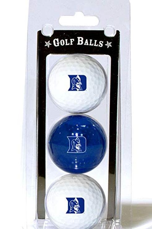 Duke Blue Devils Golf Balls 3 Pack