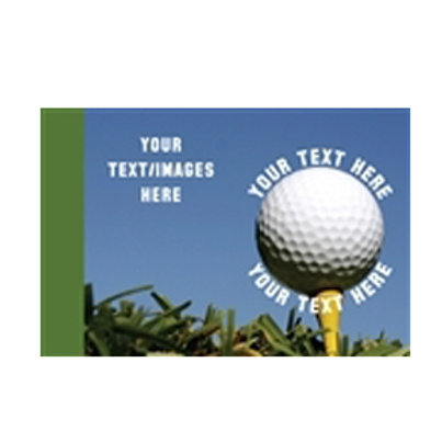 Ball & Tee Golf Pin Flag