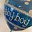 Thumbnail: Baby arrangement and balloon