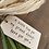 Thumbnail: Small bouquet with personalised tag