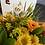 Thumbnail:  sunflower and roses bouquet