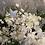 Thumbnail: Snowy White Christmas Bouquet