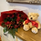 Thumbnail: Teddy with flowers