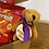 Thumbnail: Gift box with plaque and treats
