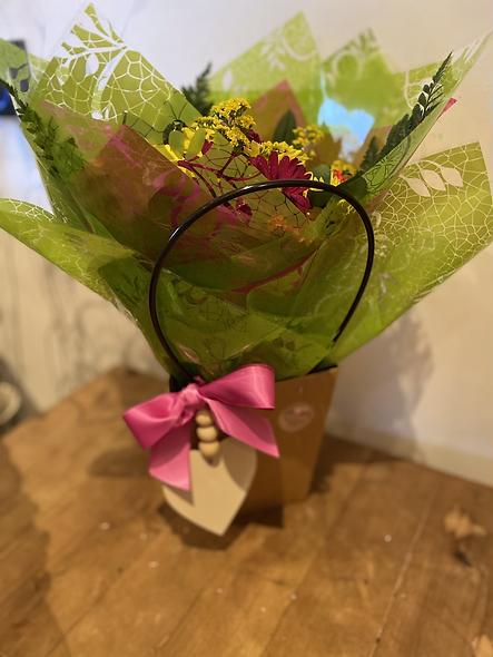 Large Boxes Bouquet