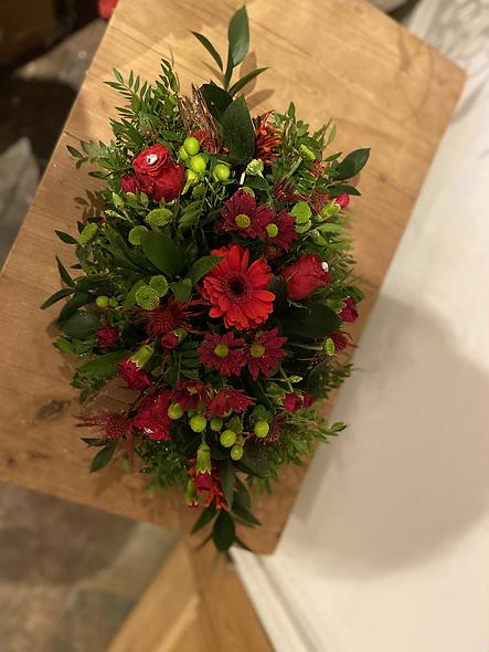 Funeral / Grave side arrangement