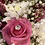 Thumbnail: Bag of flowers with plaque