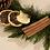Thumbnail: Christmas Fruit Wreath