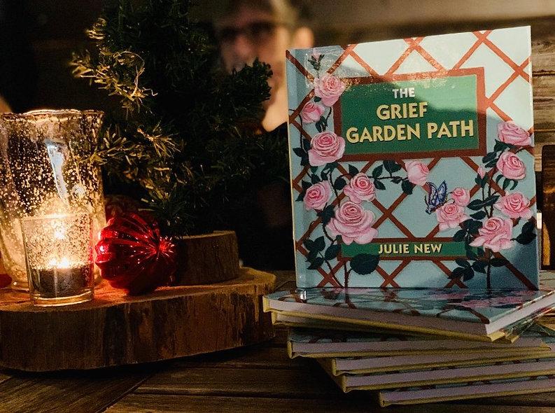 'The Grief Garden Path' gift book