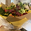Thumbnail: Boxed bouquet with chocolates