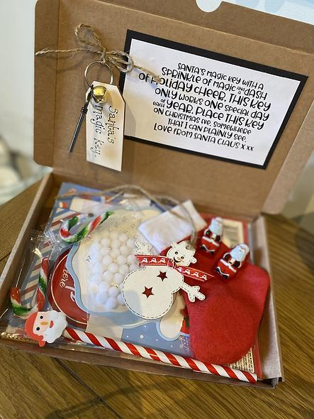 Santa's Magic Key Box
