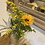 Thumbnail: Sunflower vase and plaque