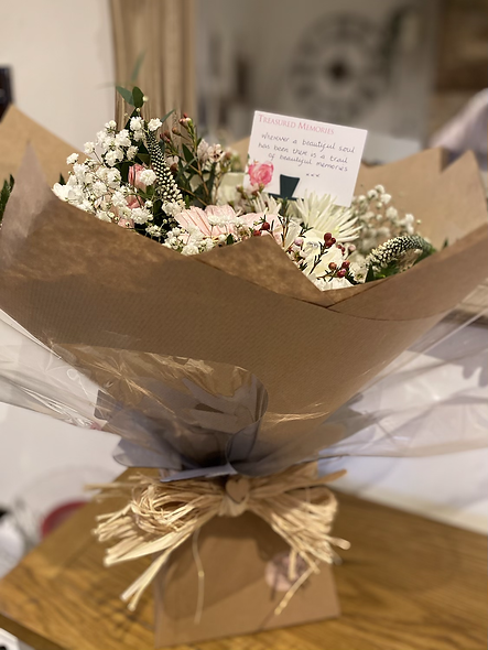 Large Boxed Bouquet